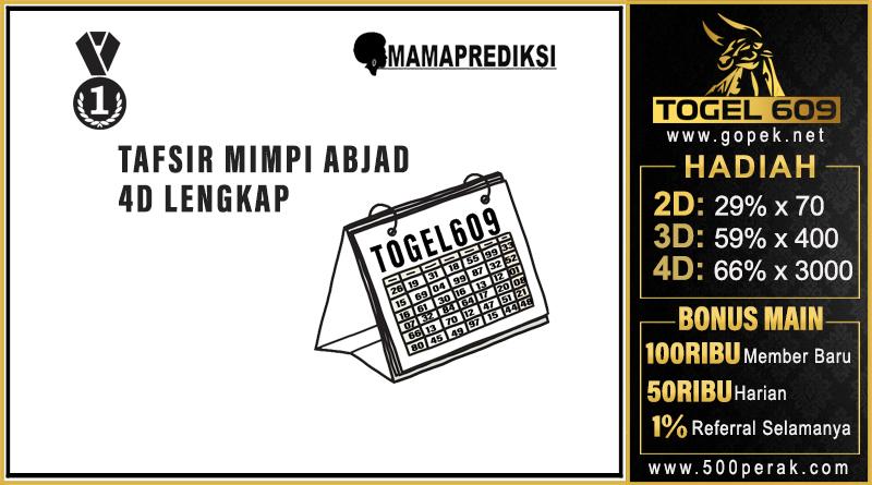 Tafsir Mimpi Abjad Togel 4d Lengkap By Mamaprediksi Posts By Mamaprediksi Bloglovin