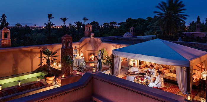 Get Ready to find out the Places to Eat in Marrakech!!