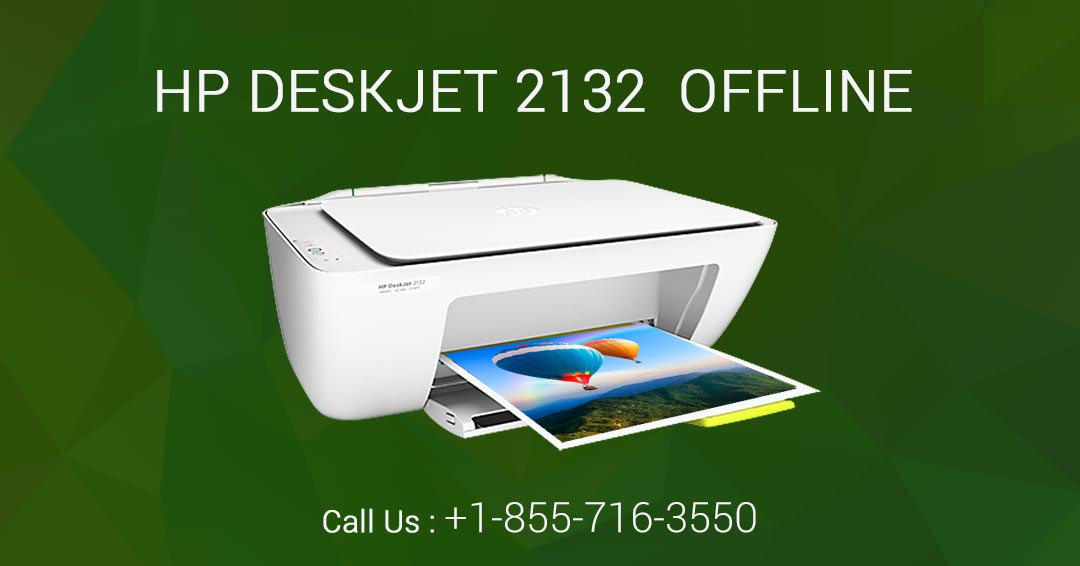 Solve your HP Hp Deskjet 2132 offline Problem | Posts by ...