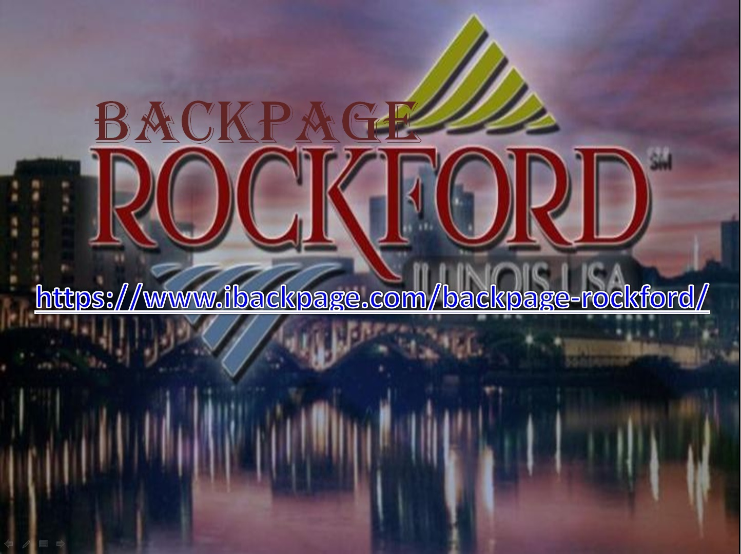 Backpage rockford jobs