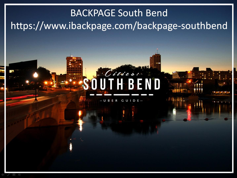 Bend Backpage
