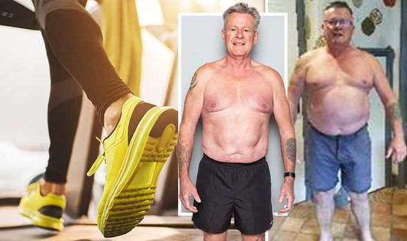 Weight loss transformation diet plan: How did 58-year-old