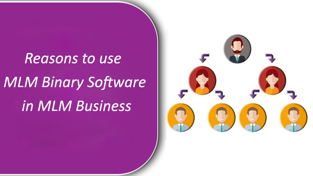 MLM Binary Software's Important in MLM Business