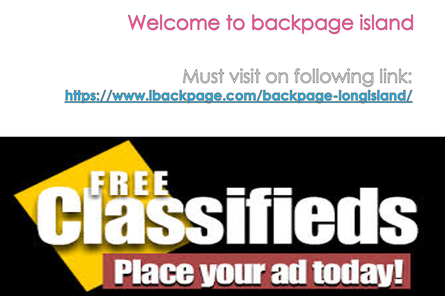 Backpage Long Island Backpage Long Island Posts By Parmish Bloglovin
