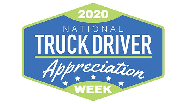 2020 National Truck Driver Appreciation Week  (Posts by Viceroy Auto Transport Services)