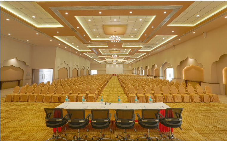 Corporate Party Hall- The Kohinoor AC Banquet Hall