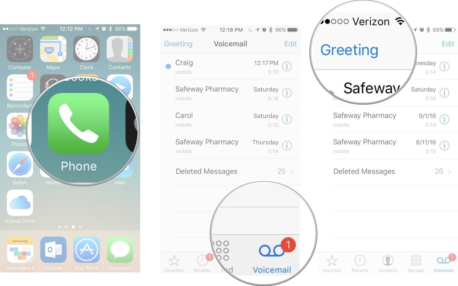 Set up Voicemail On iPhone | Posts by Jhonsongrey | Bloglovin'
