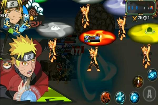 Naruto Senki Final MOD APK 1.22 ( All Character Unlocked