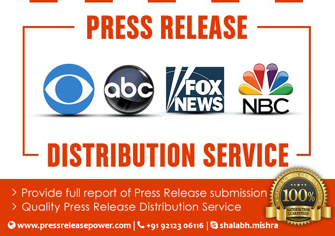 Pr release writing services