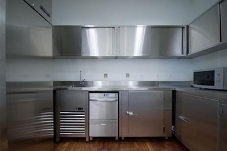 Residential Stainless Steel Sinks | Steel Home Shelving
