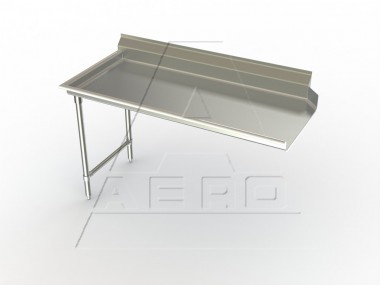 Image of CDL Series, Stainless Steel NSF Listed Clean Dishtable