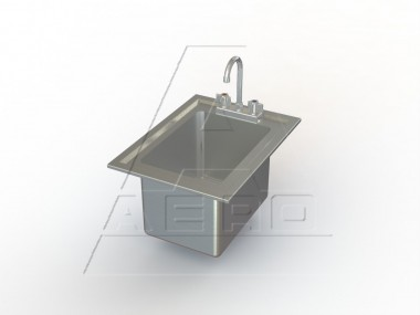 Image of DIHS Series, Stainless Steel Hand Sink
