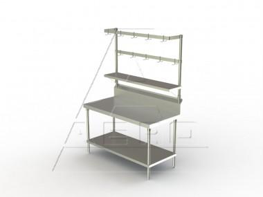Image Of FPS Series, Stainless Steel Racks | Adjustable Pot Rack | Kitchen  Rack