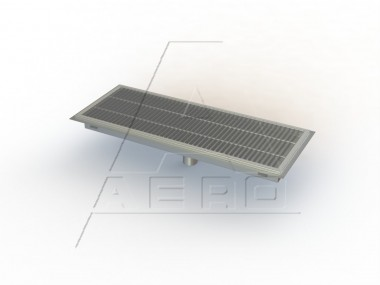 Image Of FT Series, Stainless Steel Floor Trough