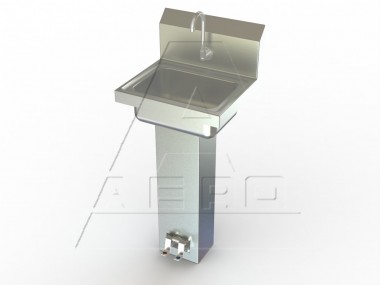 Image of HSB Series, Foot Operated Pedal Sink