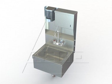 Image of HSDTA Series, Wall Mounted Utility Sinks