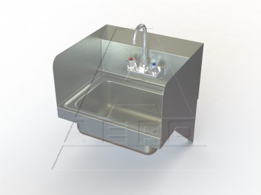 Painting Bathroom Sink : Commercial Utility Sink Stainless Steel NSF Listed AERO