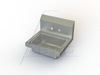 Image of HSS Series, Stainless Steel Wall Mount Sink