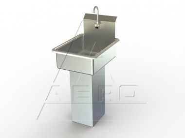 image of lbe series stainless steel utility room sink - Stainless Utility Sink