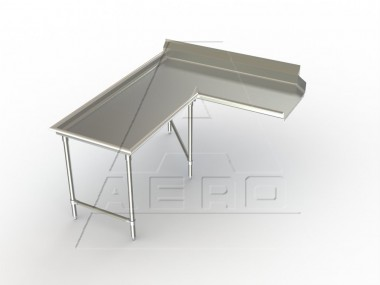 Image of CDIL Series, Stainless Steel NSF Listed Clean Dishtable