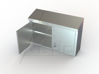 Image of WHC Series, Steel Cabinets - Stainless Wall Cabinet