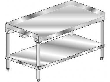 Image of ES Series, Stainless Steel NSF Listed Equipment Stand