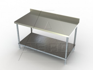Image of TGB Series, Stainless Steel NSF Listed Worktable with a 10