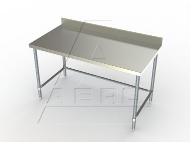 Image Of TGBX Series, Stainless Steel NSF Listed Worktable With A 10