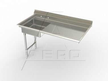 Image of USDL Series, Stainless Steel NSF Listed Undercounter Dishtable
