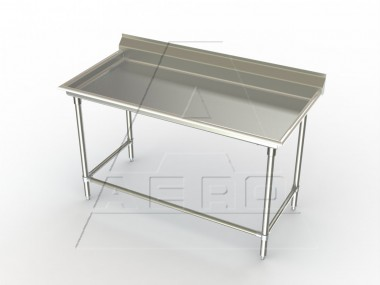 Image of STB Series, Stainless Steel NSF Listed Sorting Table