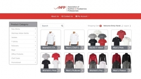 How to Access ANFP Merchandise