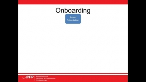 ANFP Chapter Chat: Building a Better Board