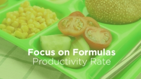 Productivity Rate