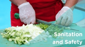 Sanitation and Safety