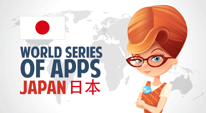 World Series of Apps: Japan