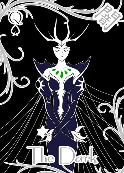 The Dark card