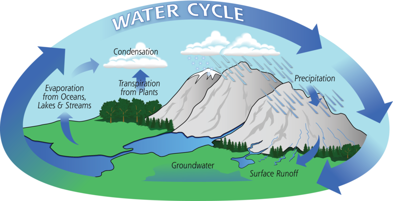 Seventh Grade Lesson Exploring The Water Cycle Betterlesson