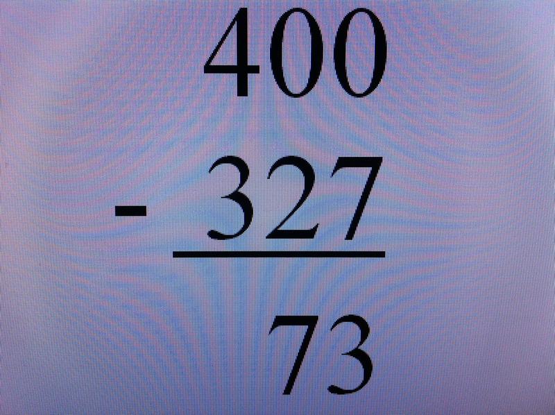 Fourth Grade Lesson Subtracting Across Zeros BetterLesson