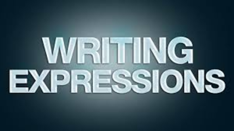 Seventh grade Lesson Writing Expressions ( A Review for