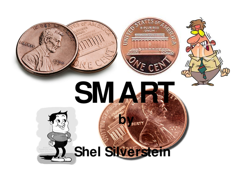 Shel Silverstein Biography: Second Grade Lesson Smart By Shel Silverstein: A Study In