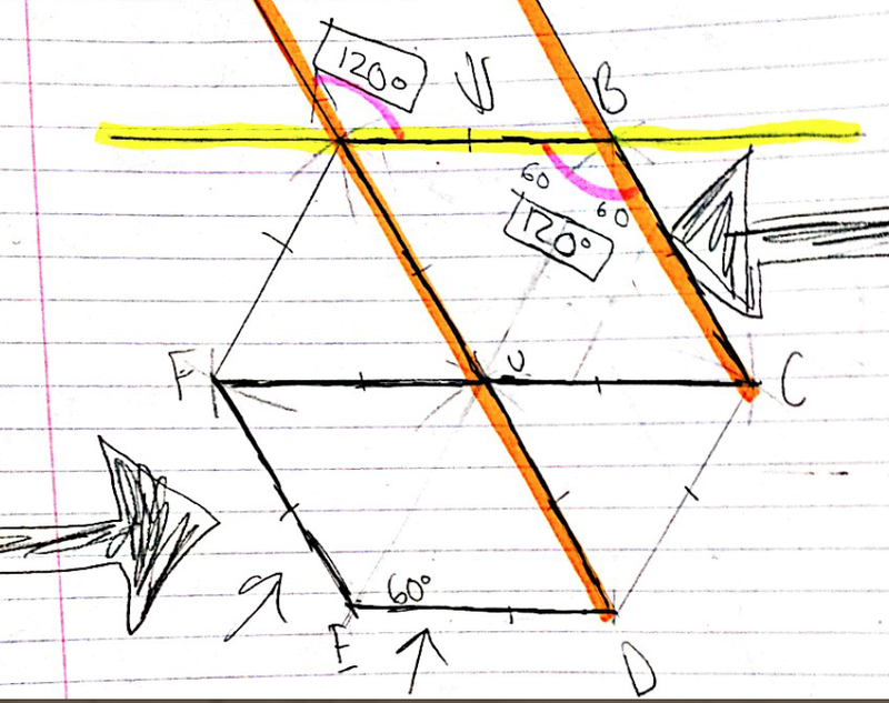 Ninth Grade Lesson Interior And Exterior Angle Sum Of Polygons