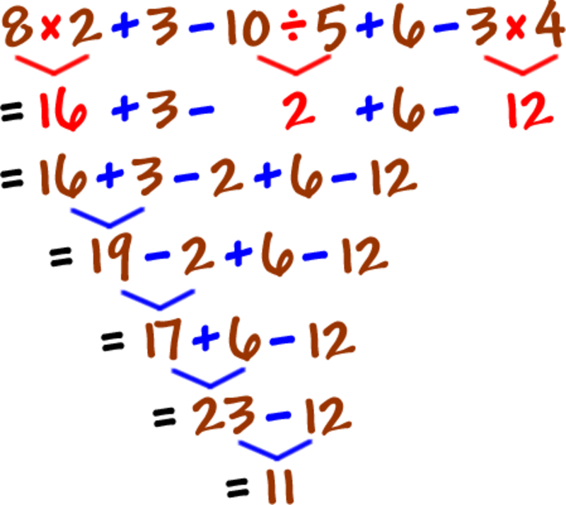 Sixth Grade Lesson Order Of Operations Betterlesson
