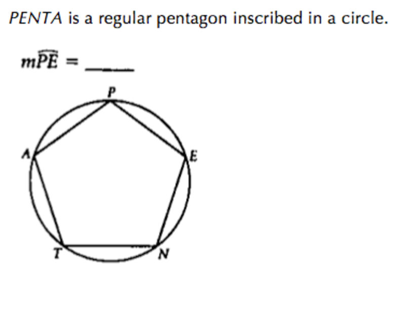 Ninth grade Lesson Arcs and Angles: Central and Inscribed ...
