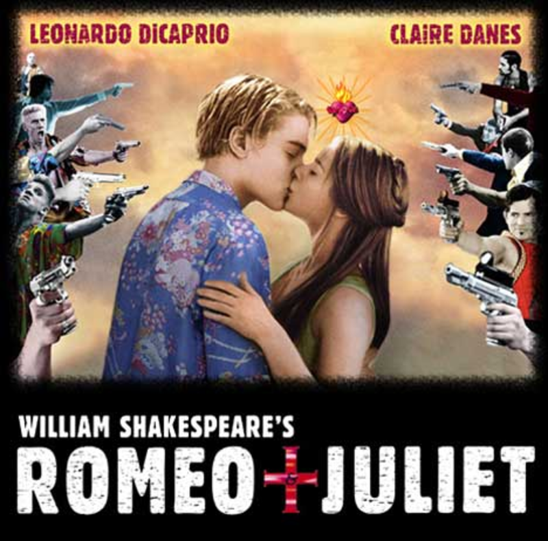 Ninth grade Lesson Comparing Shakespeare's Play to Luhrmann's Romeo