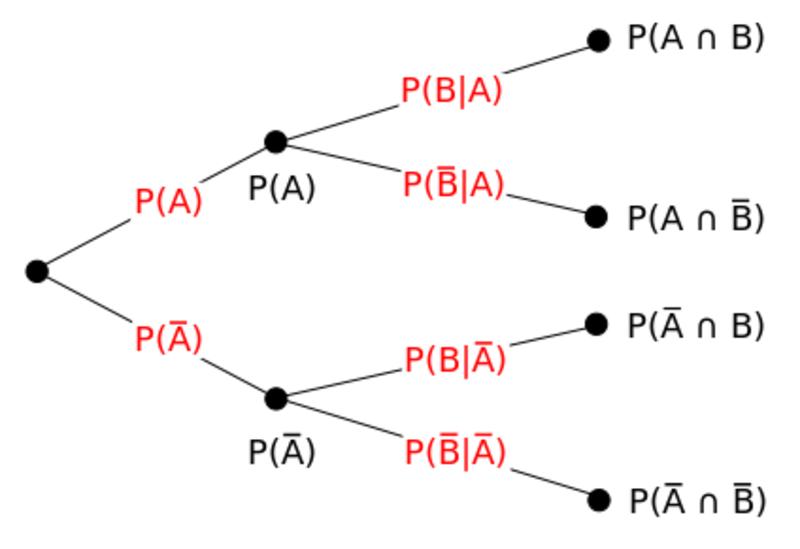 seventh grade lesson determine outcomes using tree diagrams