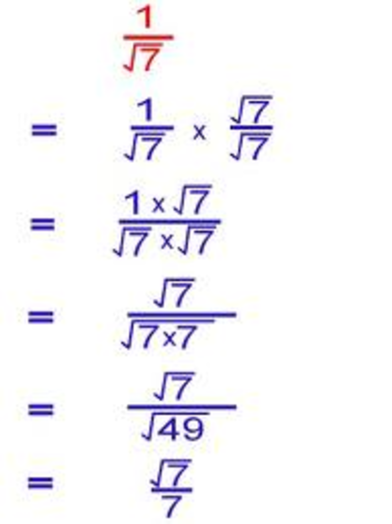 Ninth grade Lesson Dividing Radicals Made Easy Through the History ...