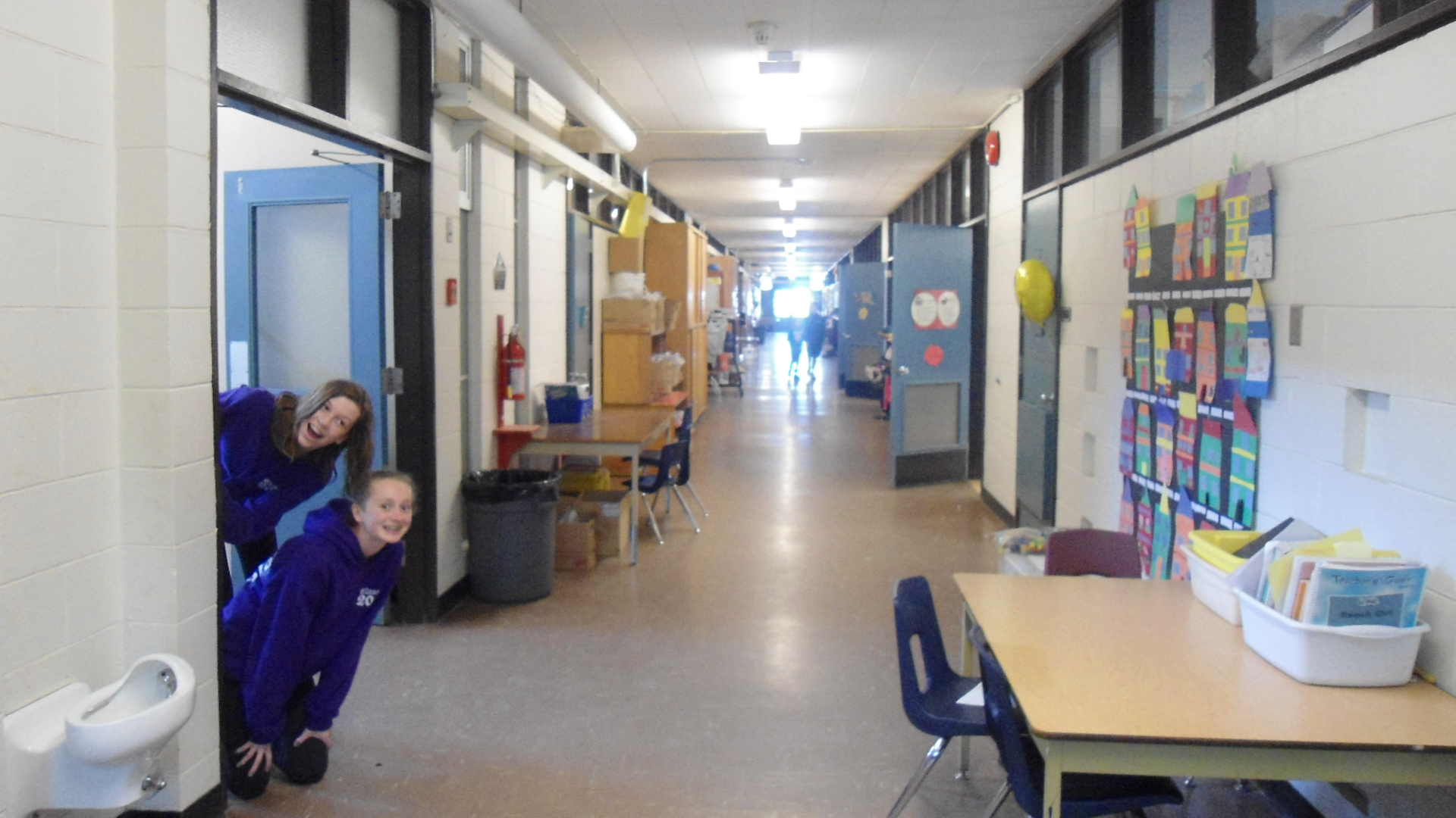 Cleveland Elementary School Tour in Photos (Our First And ...