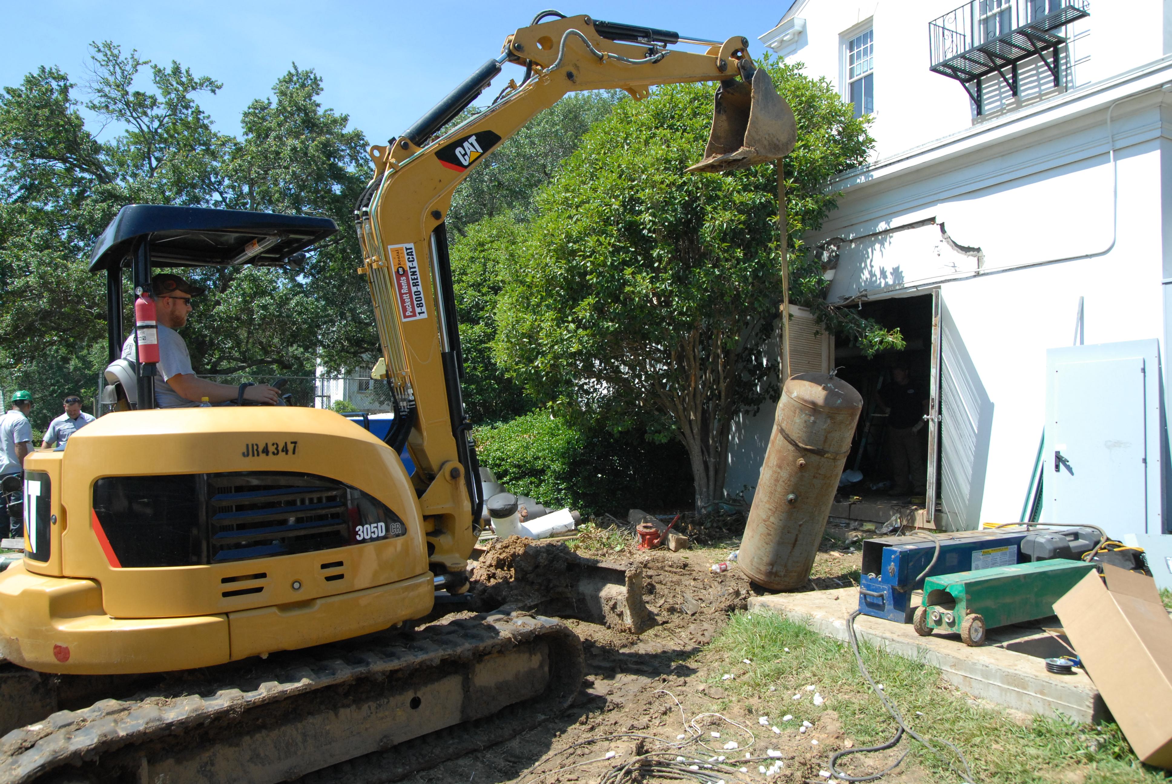 Fitzhugh Hall Construction Blog | Inside Belhaven