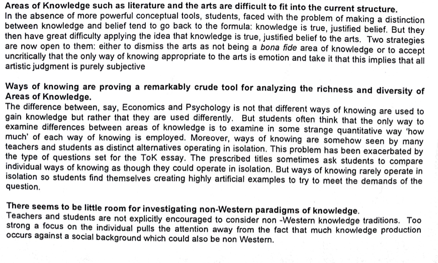 Tok essay guide may 2015