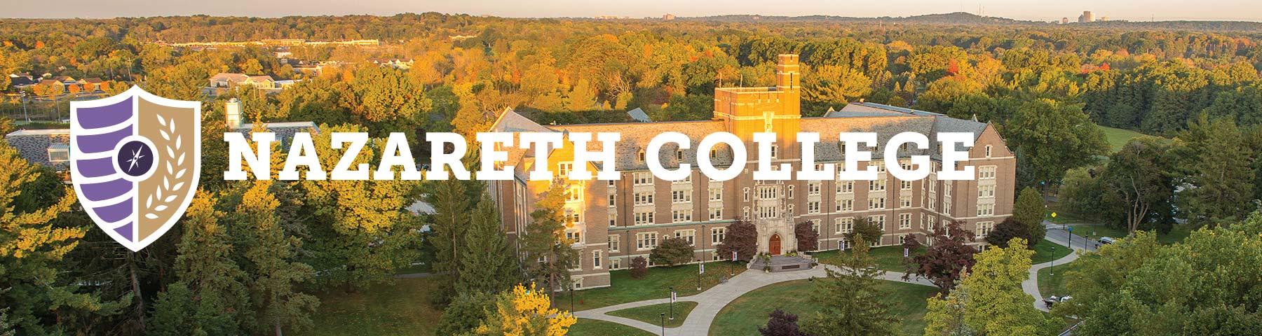 Nazareth College Banner